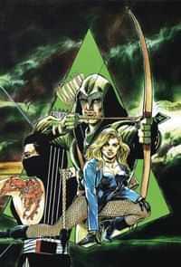 Green Arrow HC Mike Grell Omnibus Edition V1