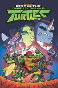 TMNT TP Rise Of The TMNT Sound Off