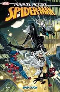 Marvel Action Spider-Man TP Bad Luck