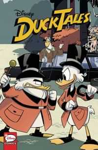 Ducktales TP Imposters and Interns
