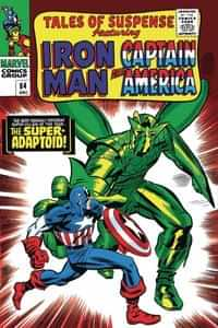 True Believers One-Shot Super-adaptoid