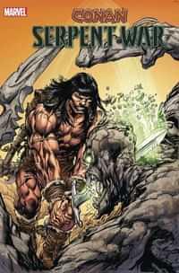 Conan Serpent War #1 Variant 25 Copy Neal Adams