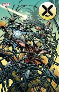 X-Men #3 Variant Mckone Venom Island