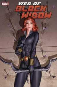 Web of Black Widow #4