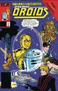 True Believers One-Shot Star Wars According To Droids #1