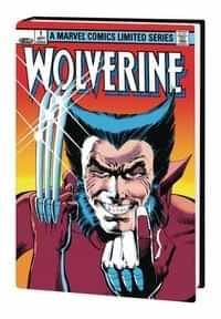 Wolverine HC Omnibus Edition New Printing