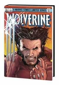Wolverine HC Omnibus Edition DM CVR New Printing