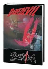 Daredevil HC Elektra Love and War Gallery Edition