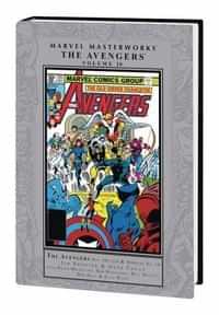 MMW Avengers HC V20