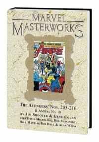 MMW Avengers HC V20 DM Var 289
