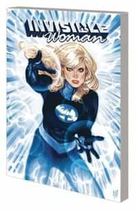 Invisible Woman TP