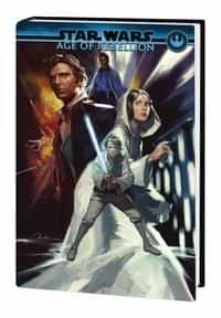 Star Wars HC Age of Rebellion