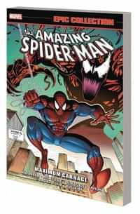 Amazing Spider-Man TP Epic Collection Maximum Carnage