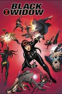 Black Widow Poster Book