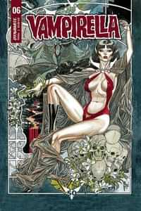 Vampirella #6 CVR B March