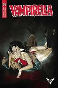 Vampirella #6 CVR C Dalton
