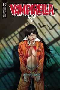 Vampirella #6 CVR D Gunduz