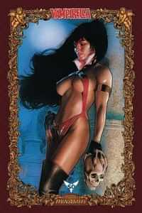 Vampirella #6 Variant 60 Copy Hughes Icon