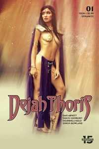 Dejah Thoris #1 CVR E Cosplay