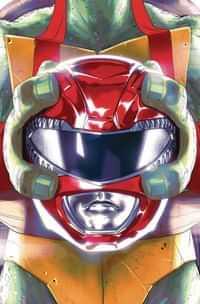 Power Rangers Teenage Mutant Ninja Turtles #1 CVR B Montes