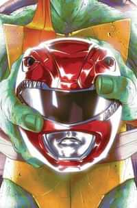 Power Rangers Teenage Mutant Ninja Turtles #1 CVR C Montes