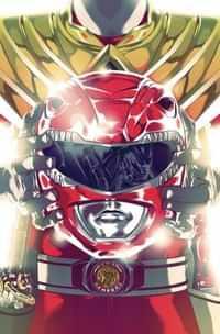 Mighty Morphin Power Rangers #46 CVR B Foil Montes