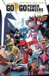Go Go Power Rangers TP V6