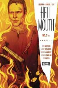 Buffy Vampire Slayer Angel Hellmouth #3 CVR A Frison