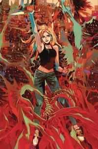 Buffy the Vampire Slayer #10 CVR C Connecting Rebelka