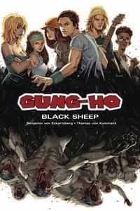 Gung Ho #1 CVR C Ngu