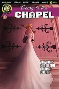 Going To The Chapel #4 CVR A Johanna The Mad