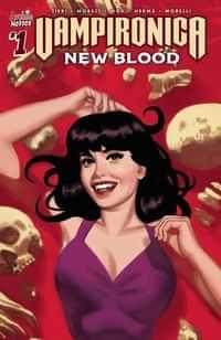 Vampironica New Blood #1 CVR D Smallwood