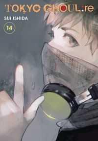 Tokyo Ghoul Re GN V14