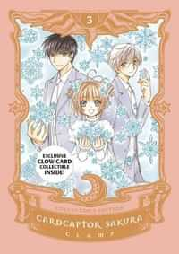 Cardcaptor Sakura HC Collection HC V3