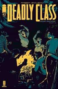 Deadly Class #42 CVR A Craig