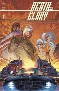 Death Or Glory #7 CVR B Larosa