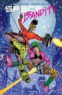 Space Bandits #5 Variant Legends Gibbons