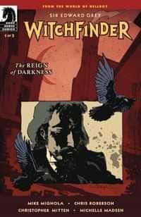 Witchfinder Reign of Darkness #1