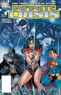 DC Dollar Comics Infinite Crisis #1