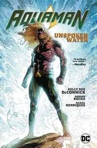 Aquaman TP 2019 Unspoken Water