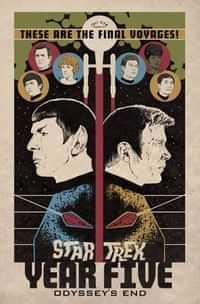 Star Trek TP Year Five Odysseys End
