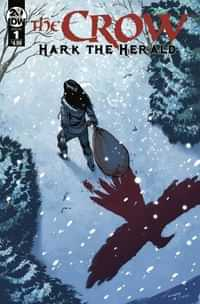 Crow Hark The Herald #1
