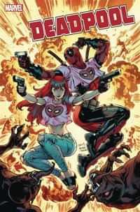 Deadpool #1 Variant Gomez Mary Jane