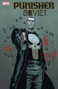 Punisher Soviet #1 Variant 25 Copy Burrows