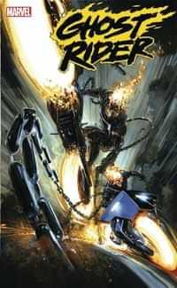 Ghost Rider #2 Variant 10 Copy Crain