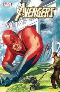 Avengers #26 Variant Alex Ross Marvels 25th
