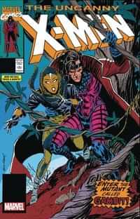Uncanny X-men #266 Facsimile Edition
