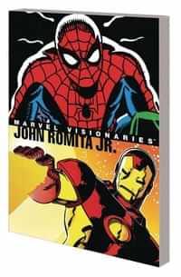 Marvel Visionaries TP John Romita Jr