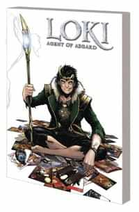 Loki TP Agent Of Asgard Complete Collection