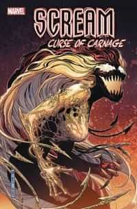 Marvel Poster Scream Curse Of Carnage #1